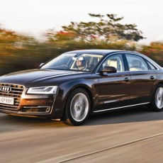 A8ove and Beyond: Audi A8 L 60 TDI quattro