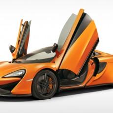 Sport series: McLaren 570S set for launch