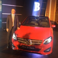 Mercedes-Benz launch new B-Class and more powerful A-Class