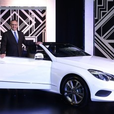 Mercedes-Benz E-Class Cabriolet and diesel CLS Launched