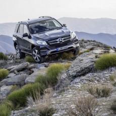 Mercedes-Benz GLE-Class replaces M-Class