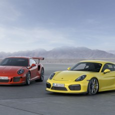 Porsche 911 GT3 RS unveiled