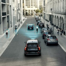 Safety First: Volvo Vision 2020