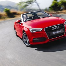 Perfectly Spiced Up: Audi A3 Cabriolet Road Test Review