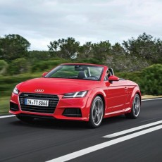 Going From Strength to Strength: Audi TT, TTS First Drive Review