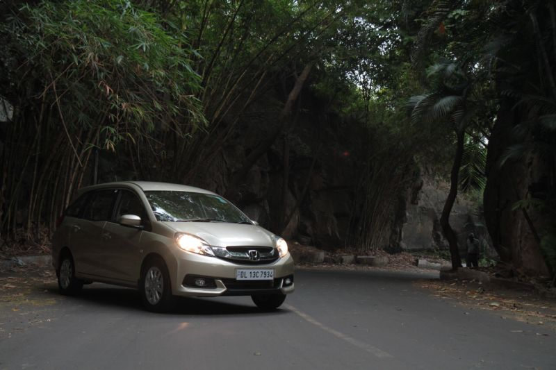 Venturing Into Uncharted Territory: Honda Mobilio I-VTEC Road Test Review