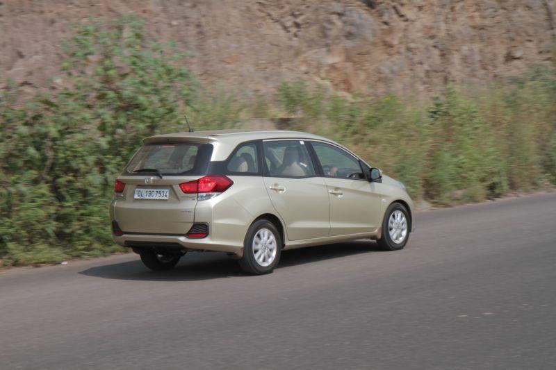 2015 Honda Mobilio I-VTEC road test review  web 8