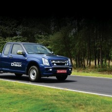 Pick Me Up and Let Me Fly: Isuzu D-Max First Drive Review