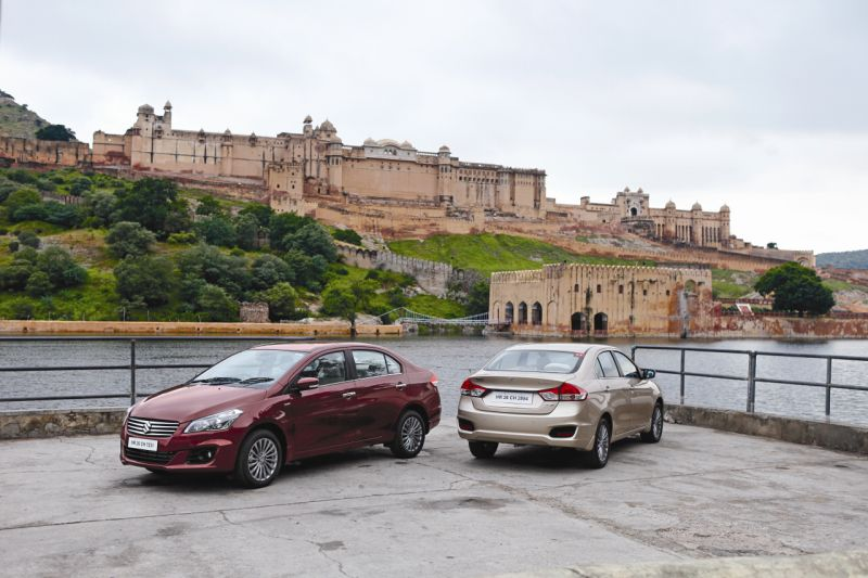 2015 Maruti-Suzuki Ciaz First Drive Review web 1