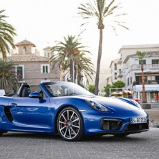 Wind in the Hair: Porsche Boxster GTS First Drive Review