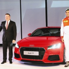 All-new Audi TT Coupé launched
