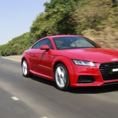 Tangibly TTlating: Audi TT 45 TFSI quattro Road Test