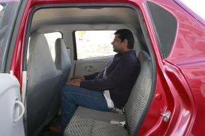 Go Rear Seat