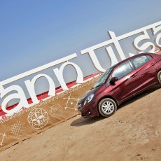 Amazing Grandeur: Honda Amaze drive to Rann of Kutch