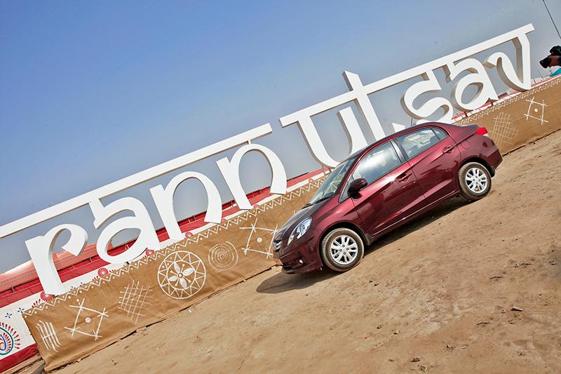 Honda Amaze Drive Rann of Kutch Rann Utsav (1)