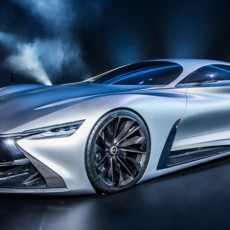 Infiniti Vision Gran Turismo sees reality