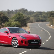 What the F*Type?! Jaguar F-Type R Coupé
