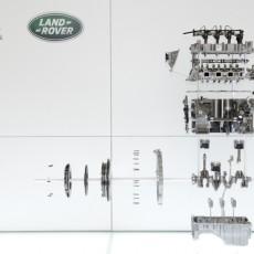 Jaguar Land Rover Ingenium débuts