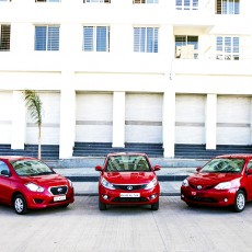 Made for India: Tata Bolt vs Toyota Etios Liva vs Datsun GO, comparo