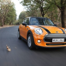 EENY MINI MINE-Y: MINI Cooper D First Drive Review