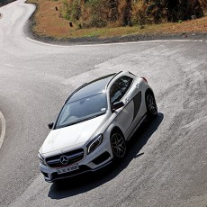Power of Four: Mercedes GLA 45 AMG 4MATIC Road Test