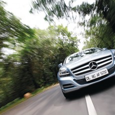 Last, but Definitely Impressive: Mercedes-Benz CLS 350 Road Test