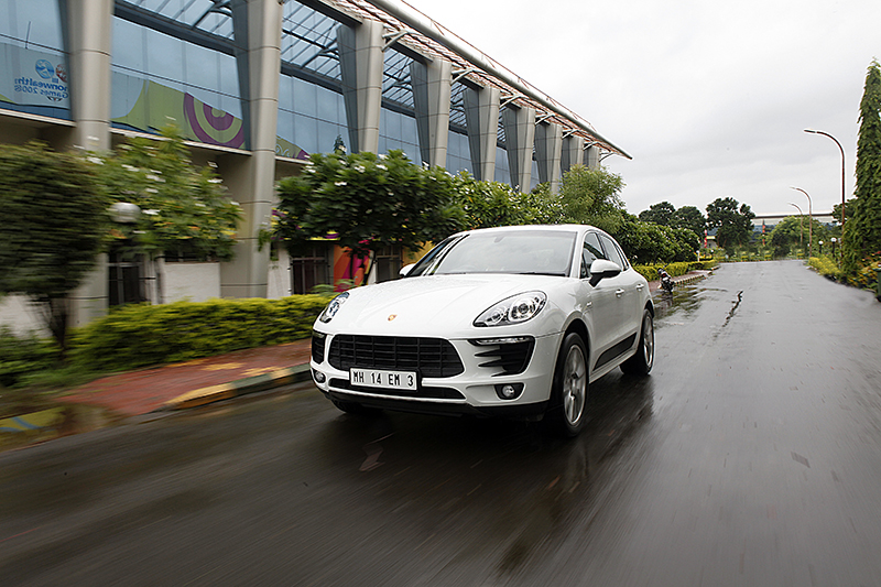 Macan-ical Fun: Porsche Macan S Diesel First Ride Review