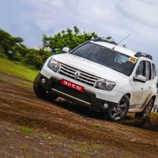 Four To The Floor: Renault Duster AWD