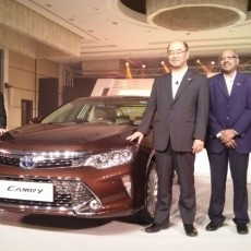 Toyota Camry Hybrid launched