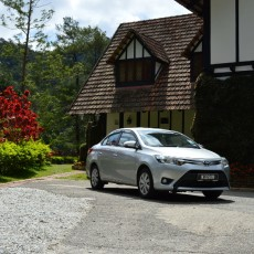 Veritably Toyota: Toyota Vios Exclusive First Drive Review
