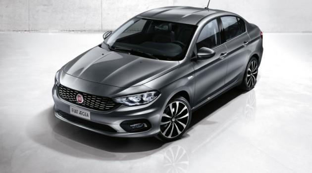 New FIAT Aegea unveiled