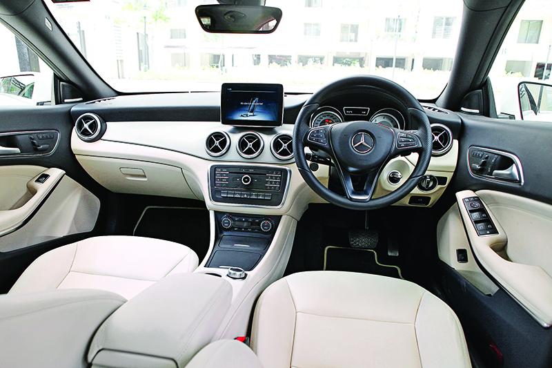 Audi A3 v Mercedes-Benz CLA-Class (6)
