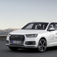 Audi launches new diesel Q7 e-tron quattro