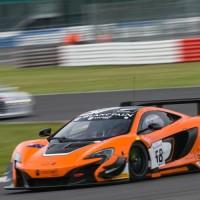 McLaren 650S GT3 wins Blancpain Silverstone