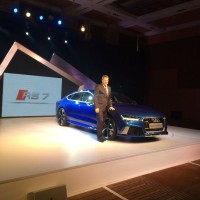 New Audi RS 7 Sportback launched