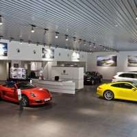 Porsche Centre Kolkata opening; Cayman GT4 launched