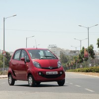Auto Motion: First Impressions Review Tata Nano Twist GenX