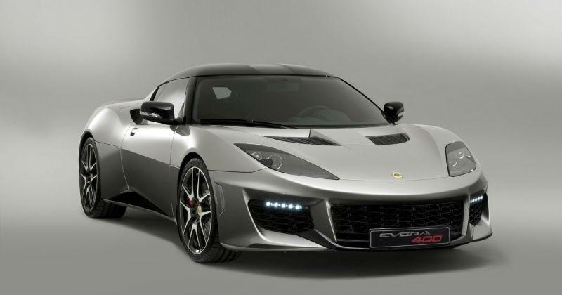 Lotus launch Evora 400 - Car India