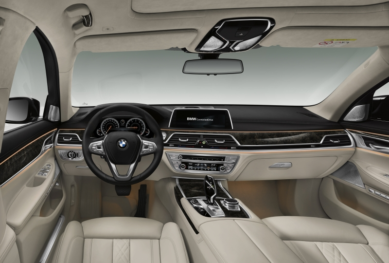 New Bmw 7 Series >> All New Bmw 7 Series Revealed Car India
