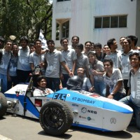 IIT Bombay Racing join hands with TE Connectivity to develop EVo 4.0
