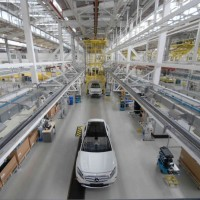 Mercedes launch locally-assembled GLA; inaugurate new plant