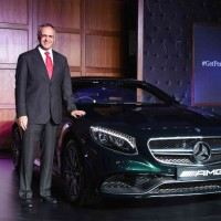 Mercedes-Benz India's Powerful Onslaught: S 500 Coupe, AMG S 63 and AMG G 63