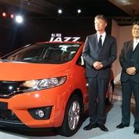 Honda launch 3rd-generation Jazz