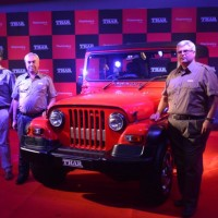 Mahindra launch new upgraded Thar CRDe