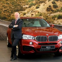 Just launched: New BMW X6