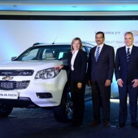 Chevrolet reaffirms commitment to India