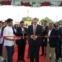Renault's new Jamnagar dealership