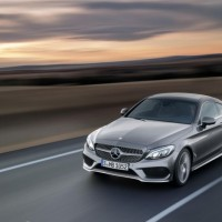 Mercedes-Benz to launch new C-Class Coupé