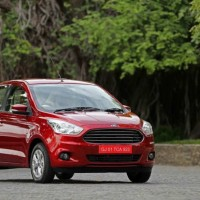 Compact Shuffle: Ford Figo Aspire Launched