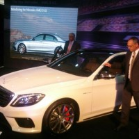 Power Lord: Mercedes-AMG S 63 launched in India